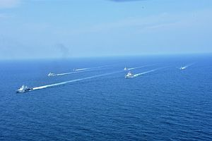 Navy Exercise Highlights Malaysia-Singapore Military Ties