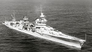 US Navy World War II-Era Heavy Cruiser Wreckage Discovered in Pacific