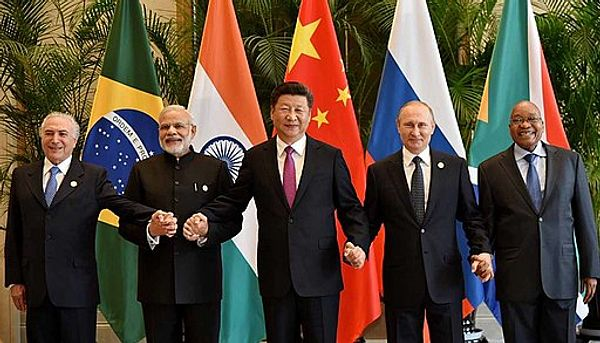China's Curious Absence From a BRICS Business Conference – The ...