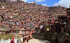 Why Is China's Government 'Demolishing' a Tibetan Buddhist Monastery?