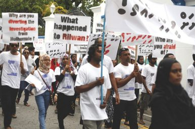 Remembering the Disappeared: 1118 Days Without Ahmed