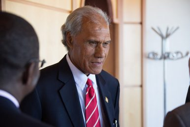 King of Tonga Dismisses Prime Minister Pohiva's Government