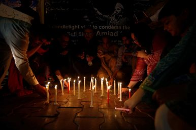 The Murder of Amjad Sabri