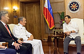 What Did the US Pacific Military Chief's Philippines Visit Accomplish?