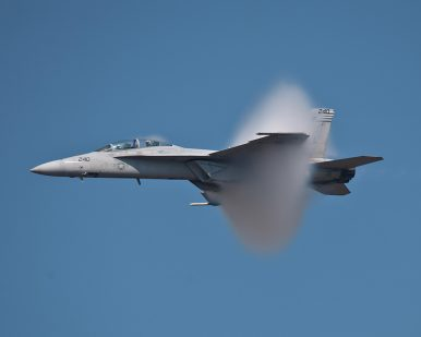 Boeing Offers to Set Up F/A-18 Fighter Jet Production Facility in India