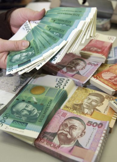 Central Asian Central Banks Play with Rates to Boost Growth