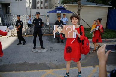 China's War on Dissent