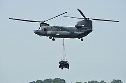 What Did Singapore's Latest US Military Helicopter Deployment Achieve?