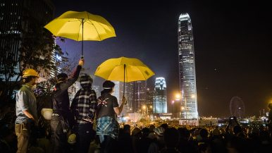 When the Umbrella Closes: Hong Kong's Embattled Democratic Movement