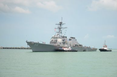 Firings, Reforms Follow US Navy Mishaps in Pacific Fleet