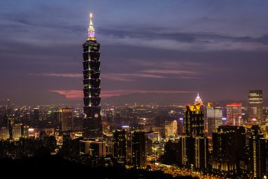 Locating Taiwan on Australia's Strategic Radar