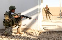 Why Russia Wants the US to Stay in Afghanistan