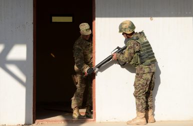 Privatization of Security Can Derail US-Led Stabilization of Afghanistan