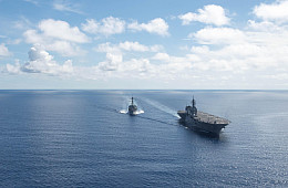 China, US Both Using Lawfare in the South China Sea