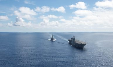 Leveraging US Military Power in South China Sea