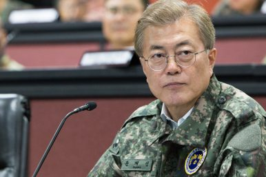 US, South Korea Begin Ulchi-Freedom Guardian 2017 Military Exercises Amid Threats From North Korea