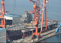 China Kicks Off Construction of New Supercarrier