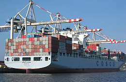 Global Shipping Trends: China Cosco Buys Orient Overseas
