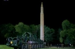 US Intelligence: North Korea's ICBM Reentry Vehicles Are Likely Good Enough to Hit the Continental US