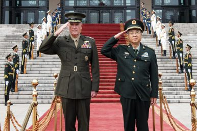 Amid North Korea Crisis, China and US Aim to Deepen Military Cooperation