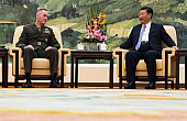 What Happened in the Biggest US-China Military Meeting Under Trump?