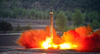 When a North Korean Missile Accidentally Hit a North Korean City