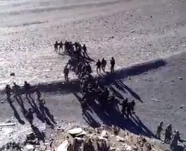 Stone-Pelting at Lake Pangong: India, China Border Tensions Under the Spotlight