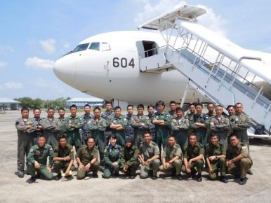Japan Military Aircraft in Brunei Spotlights Defense Ties