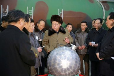US Intelligence: North Korea May Already Be Annually Accruing Enough Fissile Material for 12 Nuclear Weapons