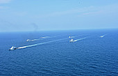 Malaysia, Singapore Conclude Naval Drills