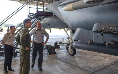 What's Behind the Nixed Singapore-New Zealand Fighter Jet Base Deal?