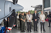 US Gives Philippines 2 New Military Surveillance Aircraft Amid Rising Terror Threat