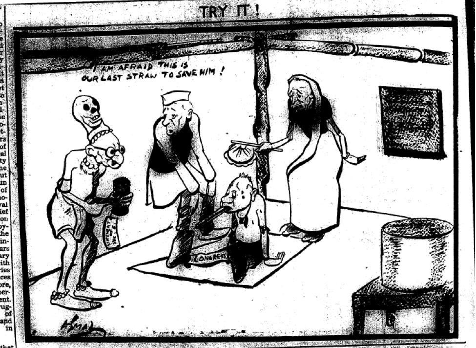 The Shadow Of Doubt India Pakistan And Vulgar Cartoons In 1947 The Diplomat