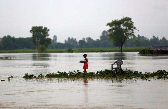 Floods Devastate Nepal's Southern Plains