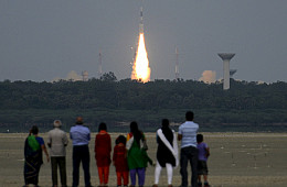 India's Soaring Space Ambitions
