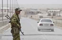The Battle for the Afghan Border