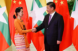 How China Is Courting Myanmar