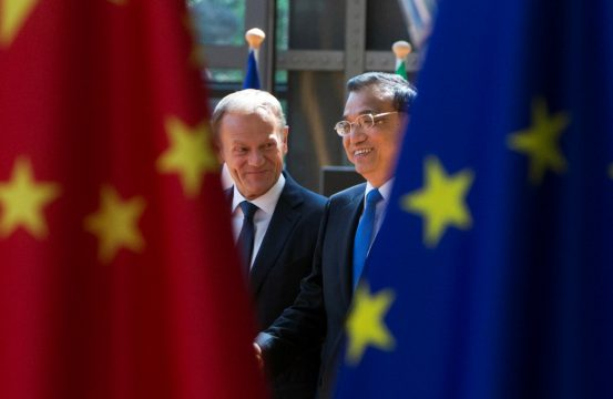 A New G2: China and the EU?