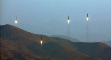 What Kind of Missiles Did North Korea Launch on August 26?