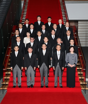 What's China's View On Abe's Latest Cabinet Reshuffle?