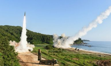 Deterring Pyongyang: US Open to More Powerful South Korean Missiles