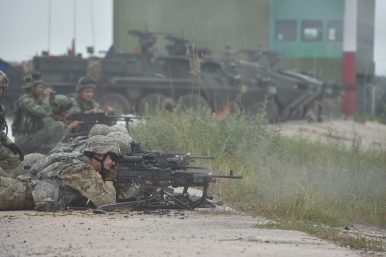 US, Singapore Conclude Biggest Army Exercise