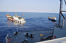 The US-China Maritime Surveillance Debate
