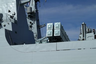 China Holds Live-Fire Naval Drills Near Korean Peninsula