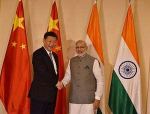 How Long Can India's China Juggle Last?