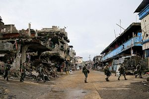 Mayhem in Marawi