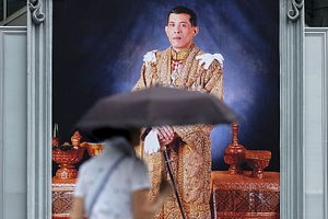 New King, Deep State: Thailand