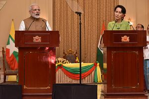 India's Balancing Act in Myanmar