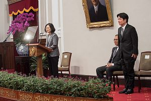 Calm Down About Taiwan's New Premier