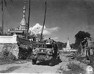 When Burma Was Still Part of British India